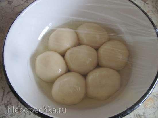 Роти тай (блинчики с бананом и яйцом)