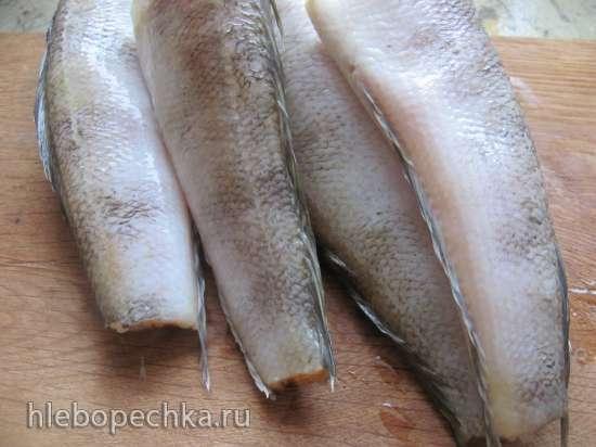 Рыбный террин