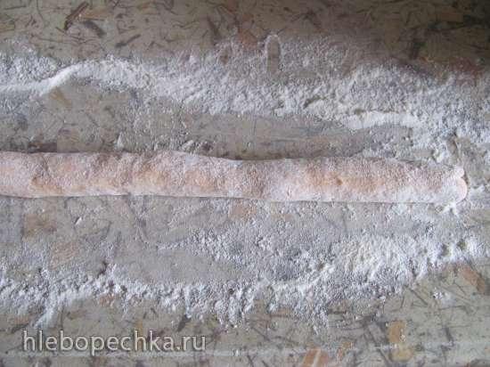 Ньокки картофельно-тыквенные с грибами (постные)