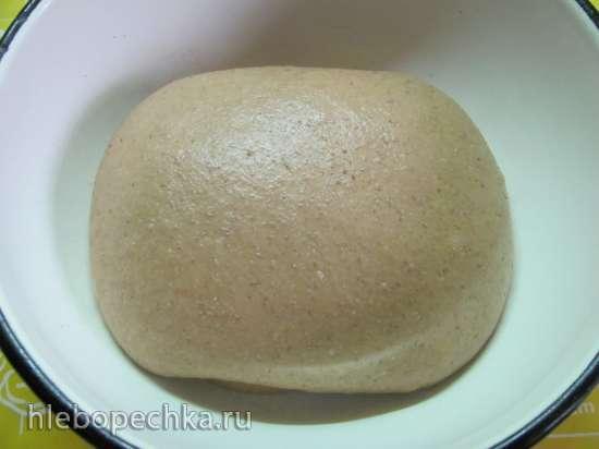 Хлеб пшенично-ржаной с солодовым экстрактом