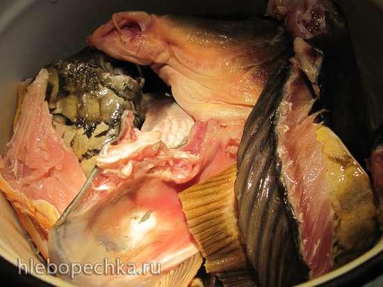 Холодец из рыбы (не заливное)