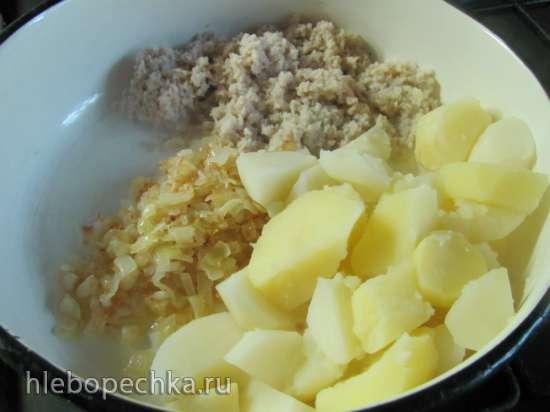 Форшмак картофельный