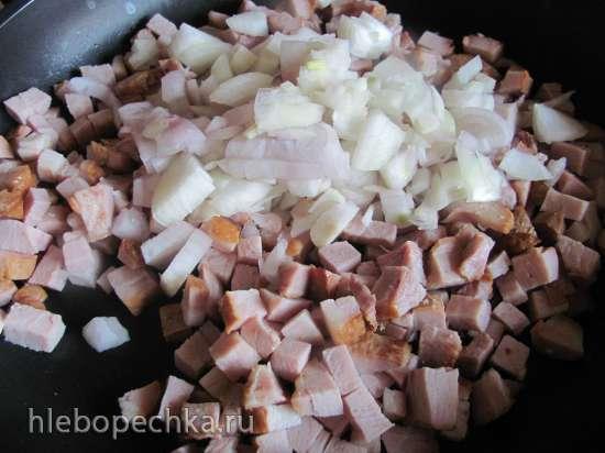 Пирожки со шпиком (Speka Piradzini)