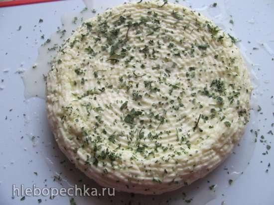 Халлуми (халуми) из коровьего молока