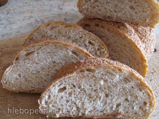 Веретенообразный хлеб