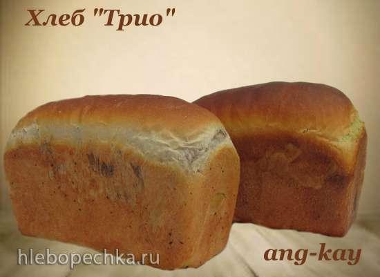 """Хлеб """"Трио"""""""