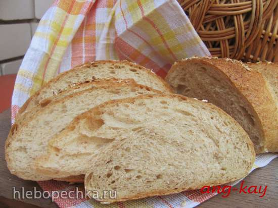 "Хлеб ""Манный микс"""