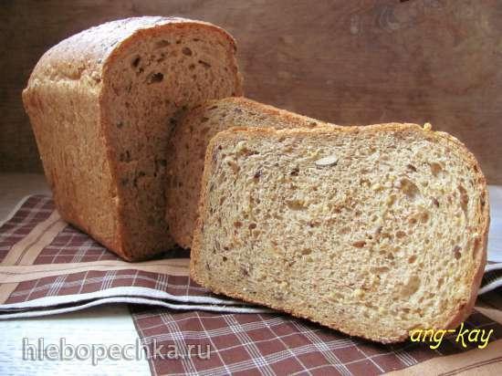 """Хлеб """"Десять зерен"""""""