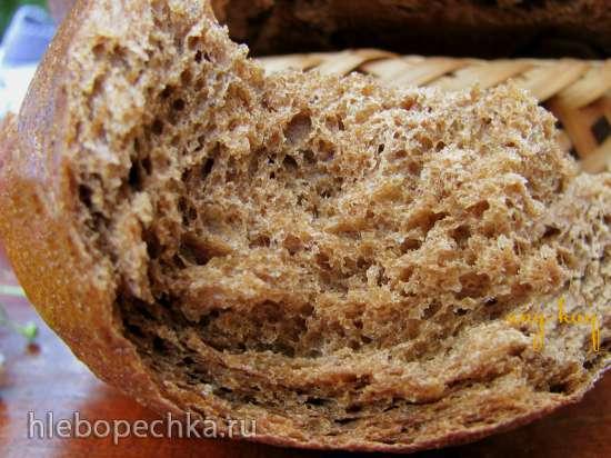 Хлеб с солодом и соевым соусом