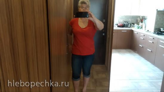 Моё неправильное похудение