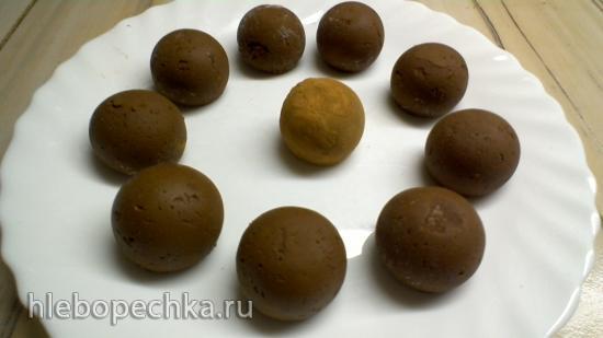Шоколадный мусс из двух ингредиентов