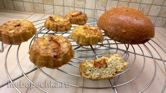 Татены на бескрахмальном тесте (десертный и закусочный варианты)