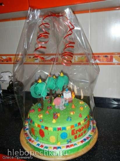 Подставки и упаковки для тортов