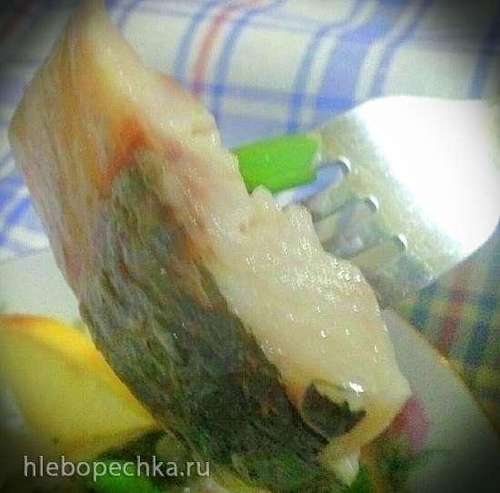 Сельдь, соленая в насыщенном рассоле (простейший базовый рецепт)