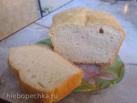 Формовой белый хлеб от Michel Suas