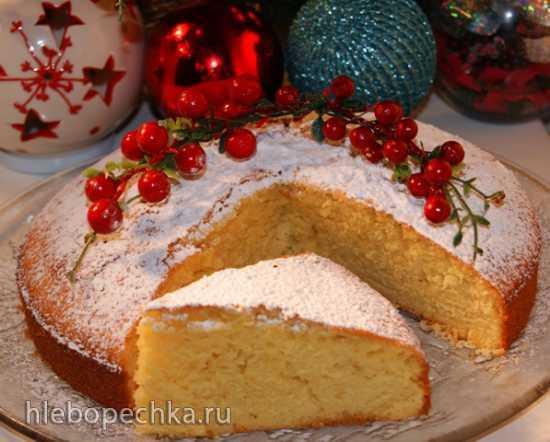 "Новогодний пирог ""Нежная Василопита"""