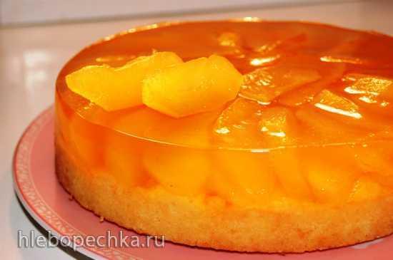 Янтарный пирог Чакката