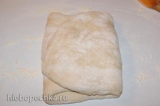 Греческий деревенский хлеб