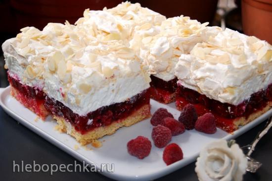Пирожное Малиновое облако