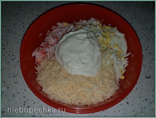 Закуска Ракушки
