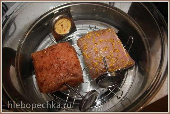 Карбонад На закуску 2 варианта: сладкий и острый (аэрогриль)