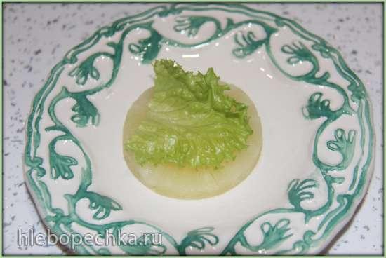 Салат-закуска «Пасхальная»