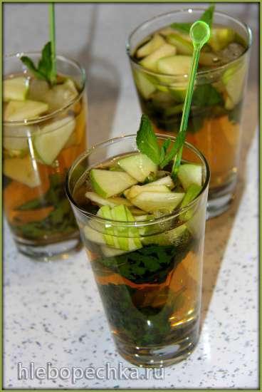 Коктейль Мятное Яблоко (Mint Apple)