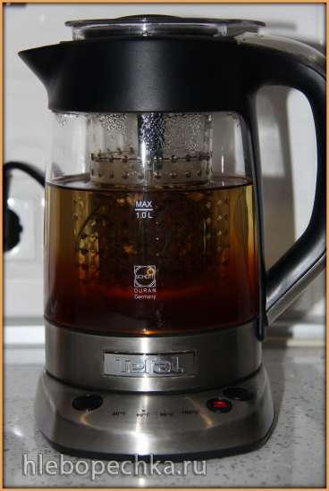 Чай Шерстяные носки (чайник Tefal BJ 700D)