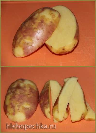 Картофель «Айдахо» (аэрофритюрница Philips)