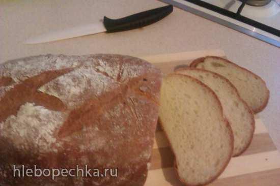 Хлеб пшеничный «Сырный кусочек Италии» в хлебопечке