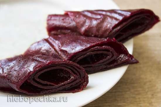 пастила сливовая рецепт хлебопечка ру на изидри
