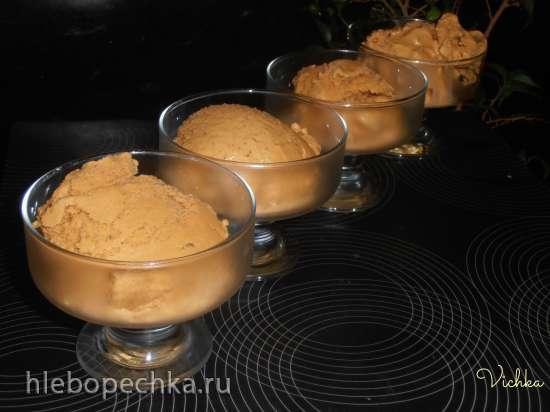 Крем-брюле (мороженица Brand 3811)