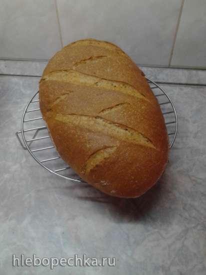 Хлеб пшеничный на сыворотке и закваске