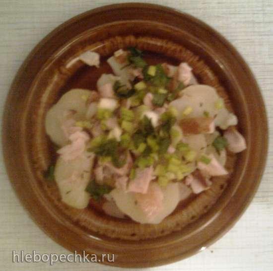Картофельный салат (Kartofellsalat)