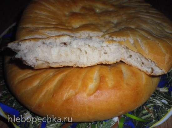 Лепешка «почти Узбекская»