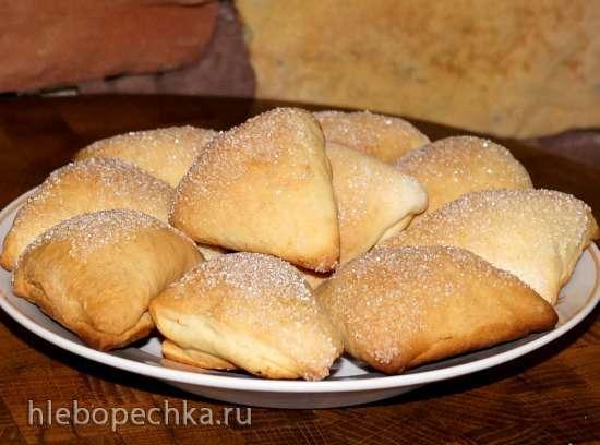 Печенье «Треугольники с начинкой»