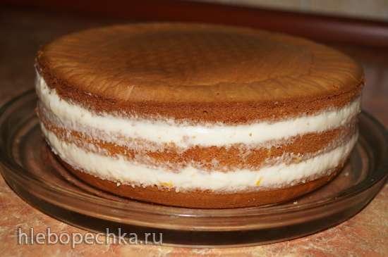 Торт апельсиновый «Lambada»