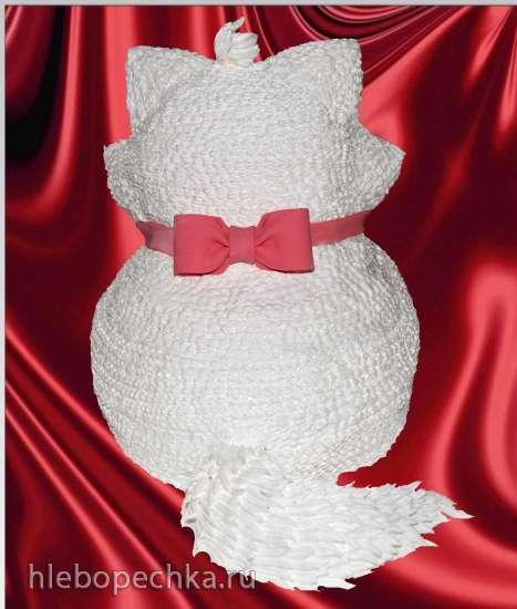 Техника вязание кремом