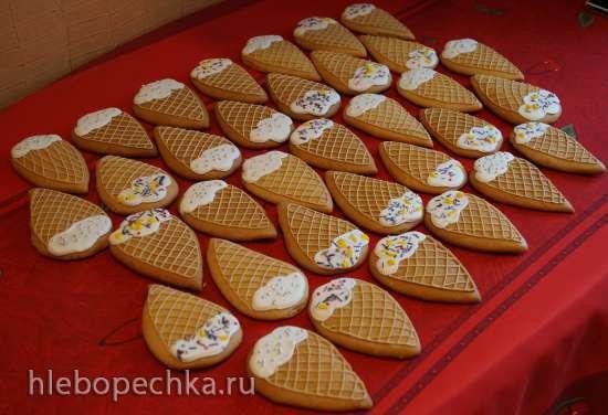 Мезешкалач - венгерский медовый пряник