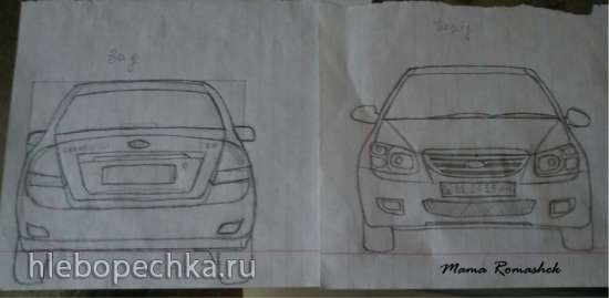 МК: Легковой автомобиль (на примере Kia Cerato EX)