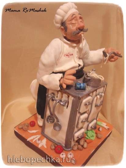 Повар. Кулинар (торты)