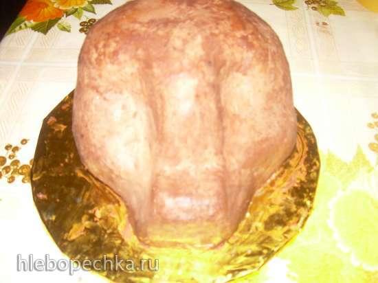 """Торт """"Лошадка"""" (мастер-класс)"""
