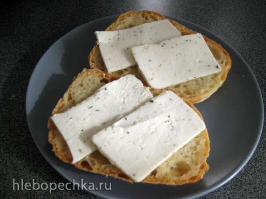 Panini del Fornaio. Квадратные хлебцы «От пекаря»