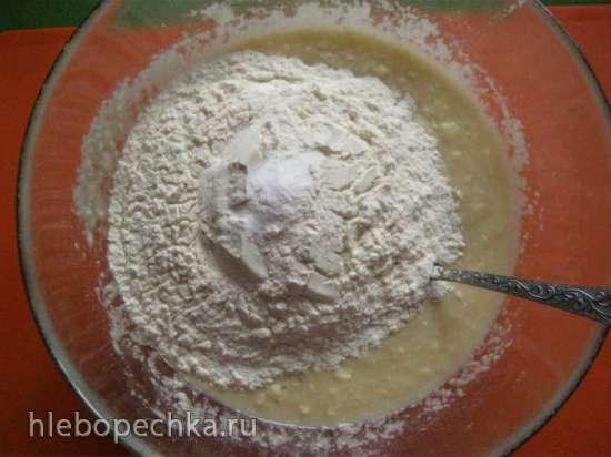 Печенье из манной крупы (аэрофритюрница Philips)