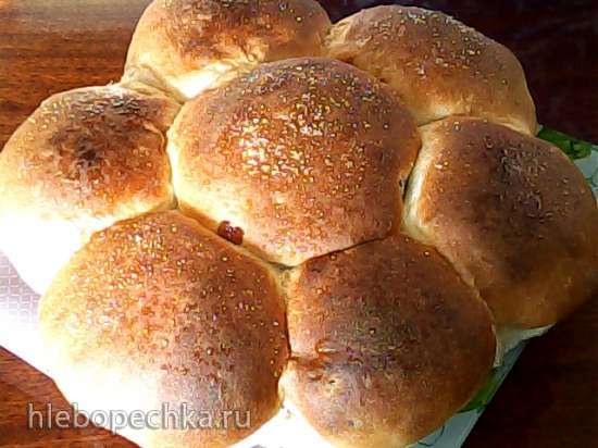 Хлеб Ромашка по ГОСТу