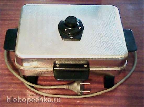 Рецепты из инструкции к советским вафельницам Лакомка и Кубань (модели ЭВГК-1,0/220 и ЭВ-1,0/220)