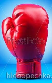 Торт Боксёрская перчатка (МК)