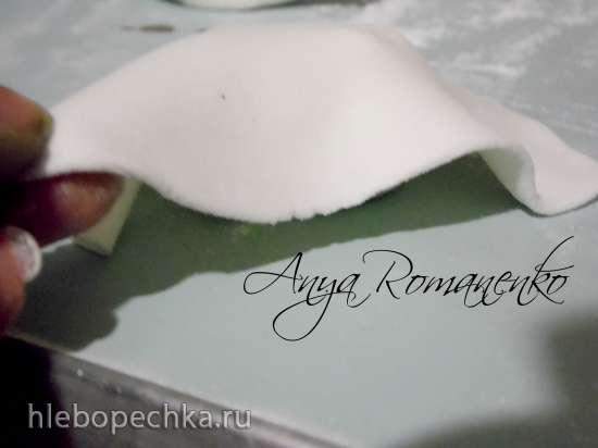 Торт «Баранчик Шон» (мастер-класс)