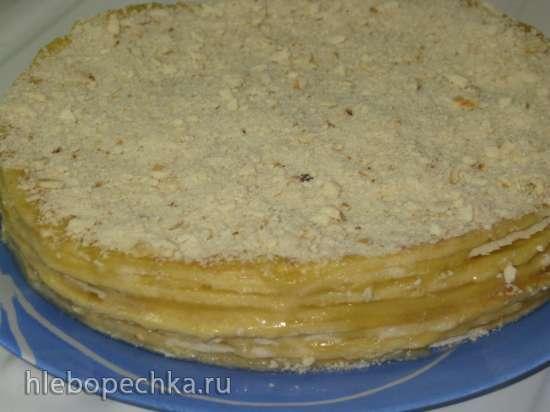 Яблочное курабье (Elmali kurabiye)
