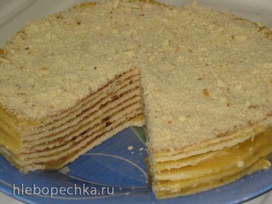 Торт «Очень простой»